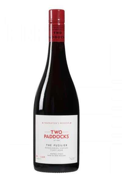 Two Paddocks Fusilier Pinot Noir 2014