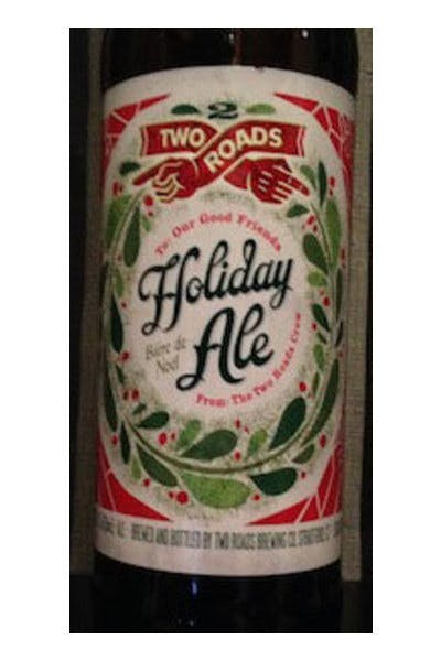 Two Roads Winter Holiday Ale
