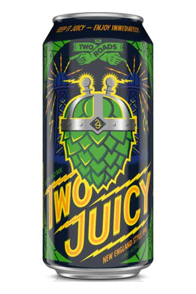 Two Roads Two Juicy - Hazy Juicy IPA Price & Reviews | Drizly