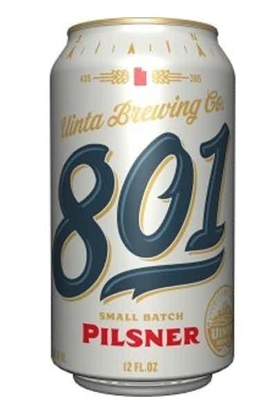 Uinta 801 Pilsner