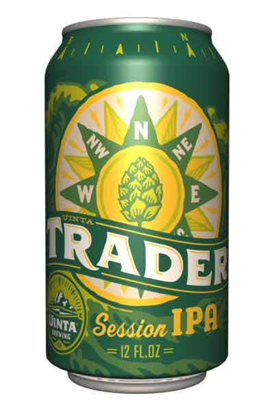 Uinta Trader Session IPA