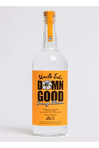 Uncle Eds Damn Good Orange Blossom Vodka