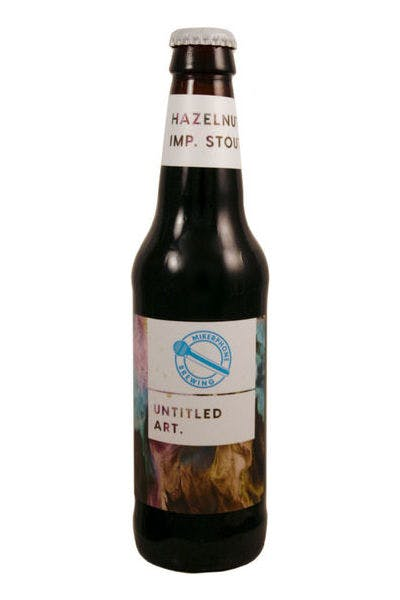 Untitled Art Mikerphone Hazelnut Imperial Stout
