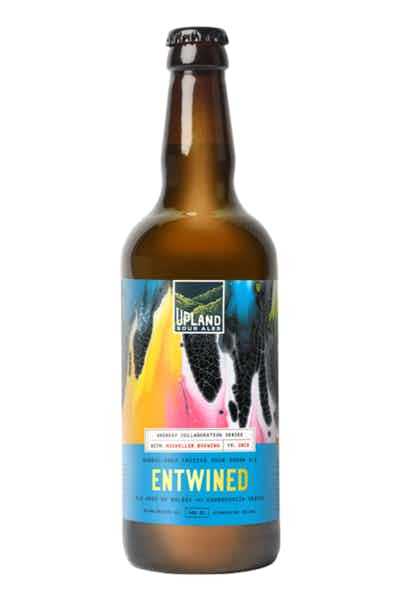 Upland Brewing Entwined Sour