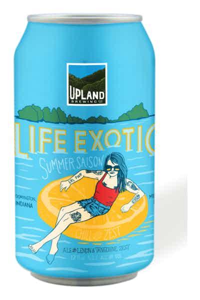 Upland Life Exotica Saison