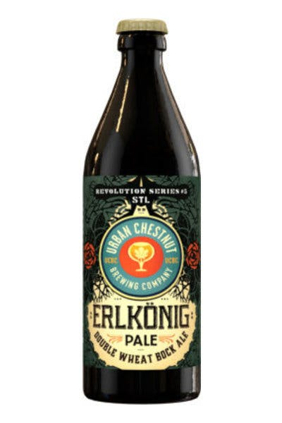 Urban Chestnut Erlkonig Double Pale Wheat Bock Ale
