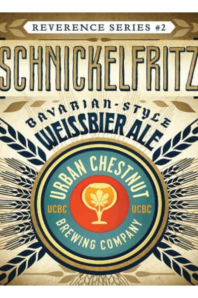 Urban Chestnut Schnickelfritz Weissbier Ale