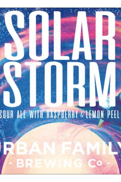 Urban Family Solar Storm Sour Ale