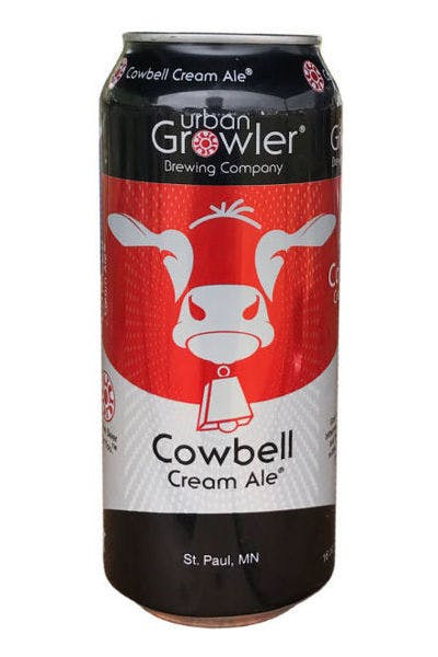 Urban Growler Cowbell Cream Ale
