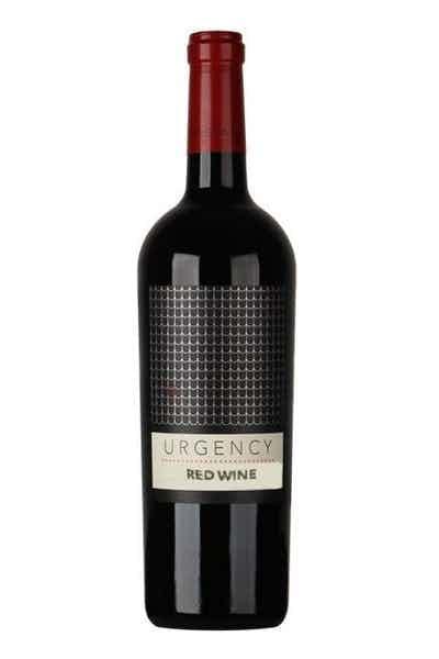 Urgency Red Blend