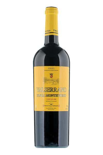 Valserrano Rioja Monteviejo