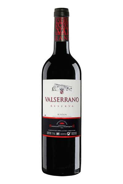 Valserrano Rioja Reserva