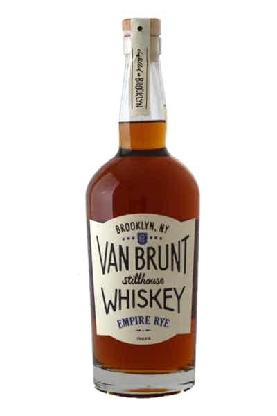 Van Brunt Stillhouse Empire Rye Whiskey