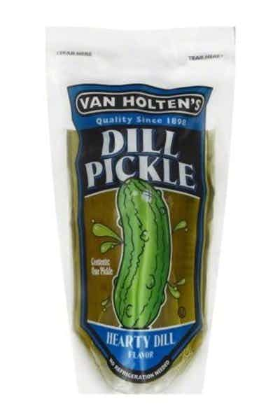 Van Holtens Hearty Dill Pickles