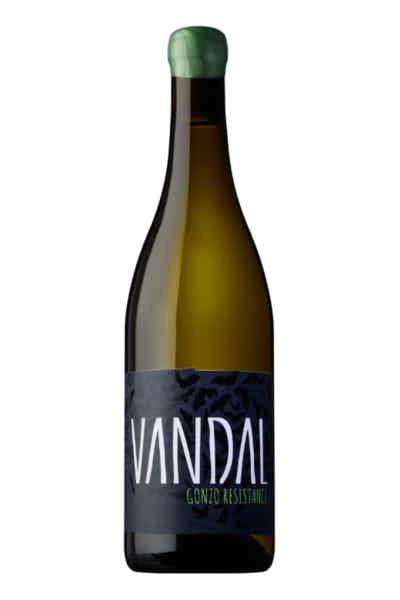 Vandal Gonzo Resistance Natural White Wine