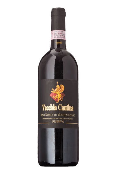 Vecchia Cantina Vino Nobile Di Montepulciano Riserva