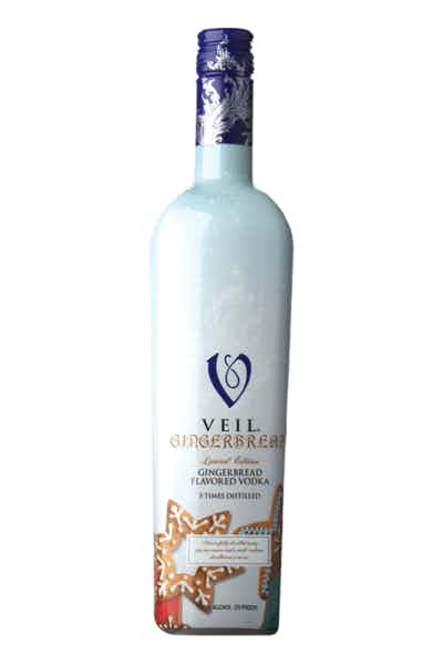 Veil Gingerbread Vodka