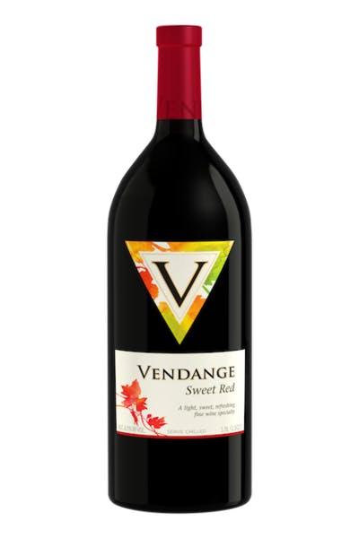 Vendange Sweet Red