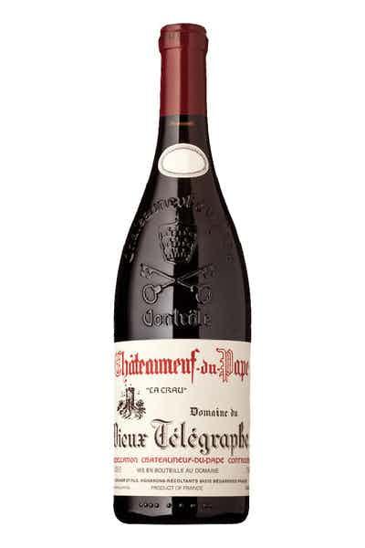 Vieux Telegraphe Chateauneuf Du Pape Rouge