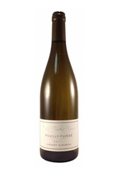 Vincent Girardin Pouilly Fuisse