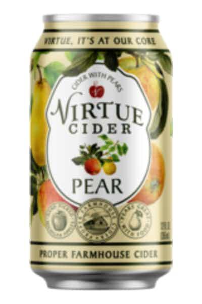 Virtue Cider Pear