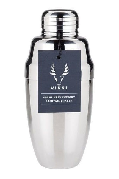 Viski Professional Heavyweight Cocktail Shaker