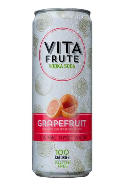 Vita Frute Grapefruit Vodka Soda