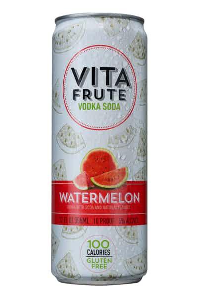 Vita Frute Watermelon Vodka Soda