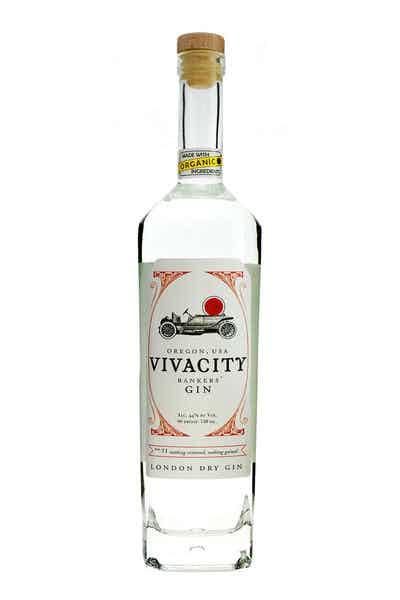 Vivacity Bankers Gin