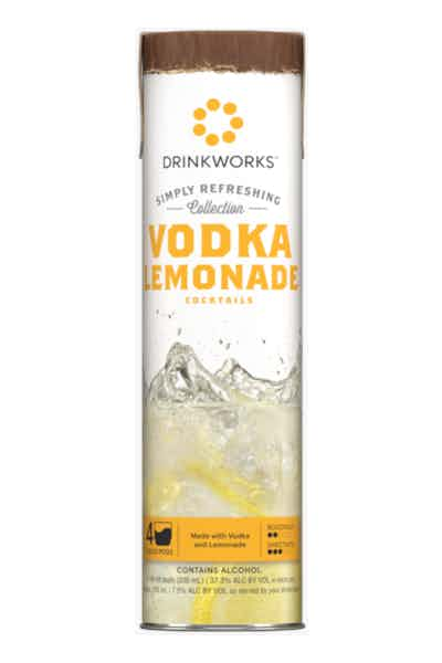 Drinkworks Vodka Lemonade Pod
