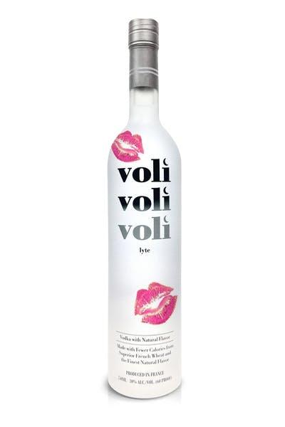 Voli Vodka Orange Vanilla Fusion
