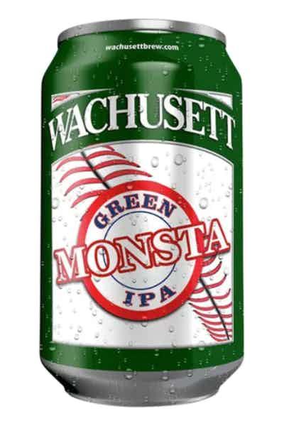 Wachusett Green Monsta IPA
