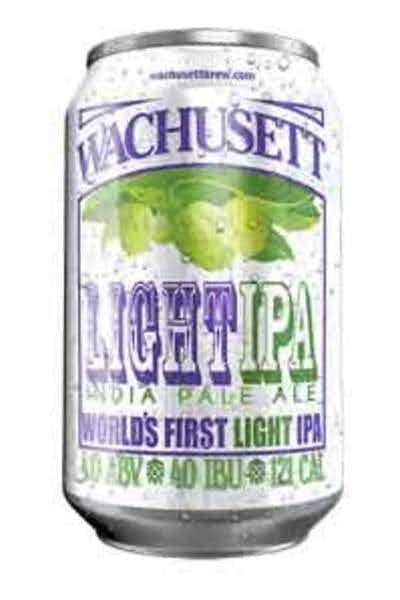 Wachusett Light IPA