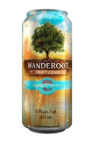 Wanderoot Cider