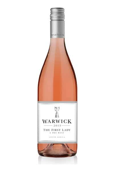 Warwick The First Lady Dry Rosé