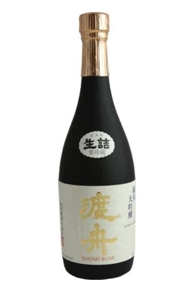 Watari Bune Junmai Daiginjo