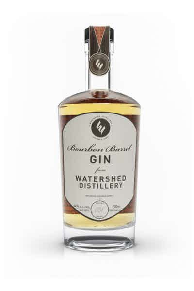 Watershed Bourbon Barrel Aged Gin
