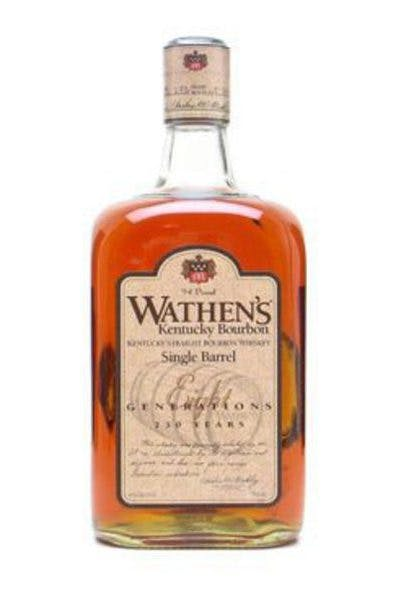 Wathen's Bourbon Single Barrel