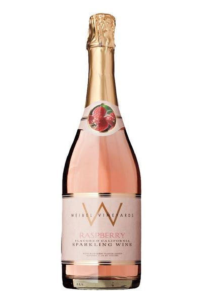 Weibel Raspberry California Sparkling