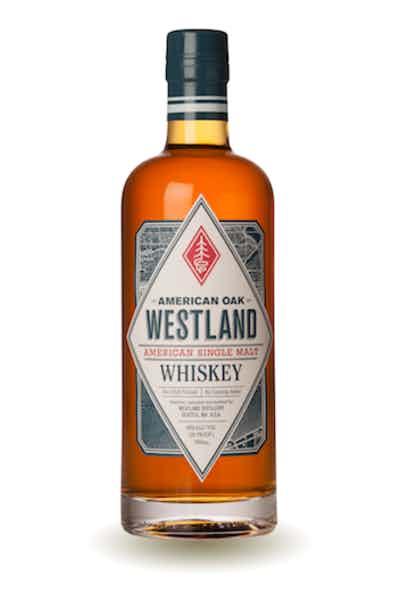 Westland American Oak Whiskey