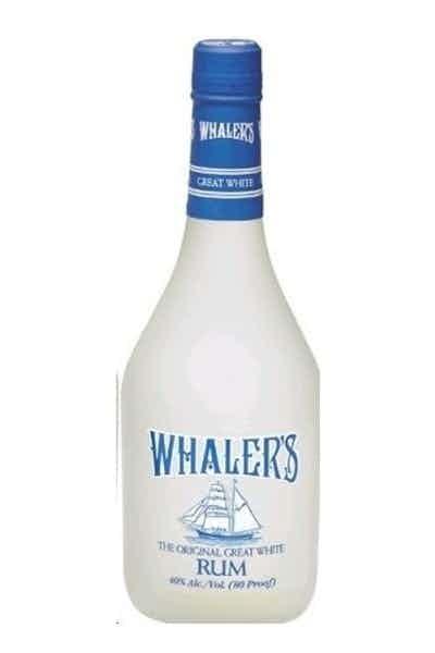 Whaler's Great White Rum