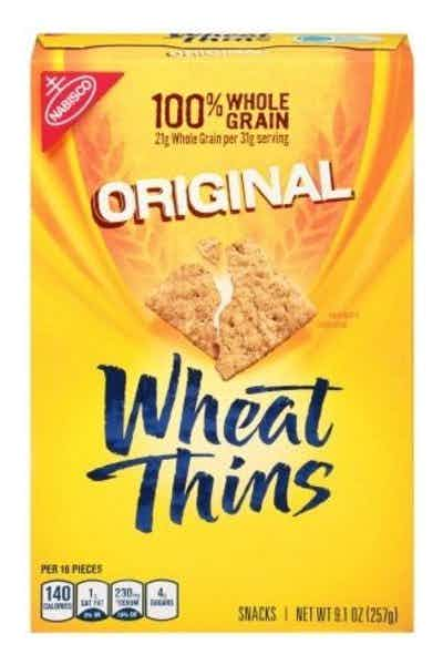 Wheat Thins Whole Grain Original