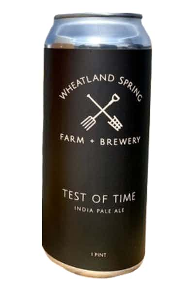 Wheatland Spring Test Of Time IPA