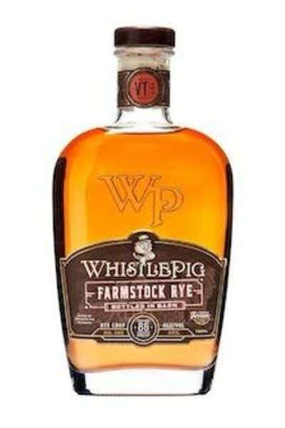 WhistlePig Farmstock Rye Whiskey Crop #1