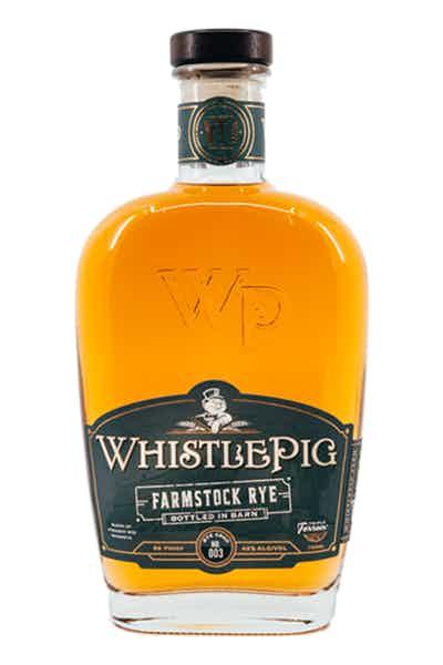 WhistlePig Farmstock Rye Whiskey Crop #3