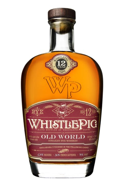 WhistlePig Old World Rye