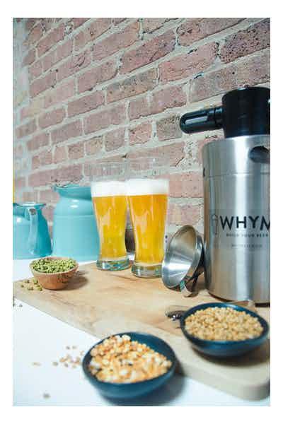WHYM Intense Wheat Recipe Kit