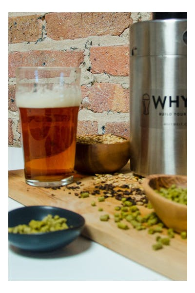 WHYM Maple Nut Brown Recipe Kit