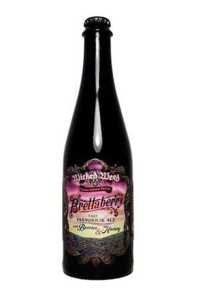 Wicked Weed Brewing Brettaberry