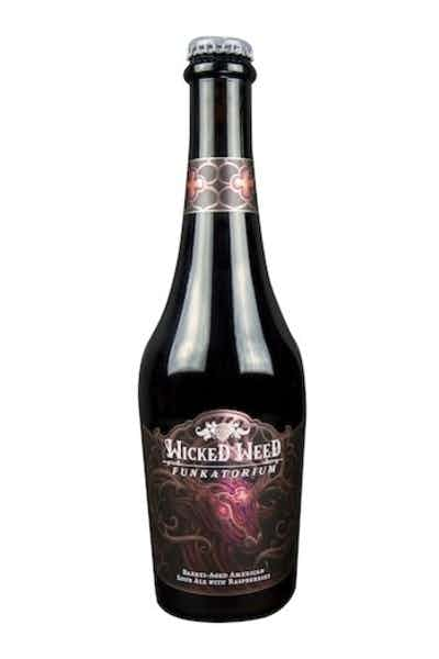 Wicked Weed Brewing Red Angel